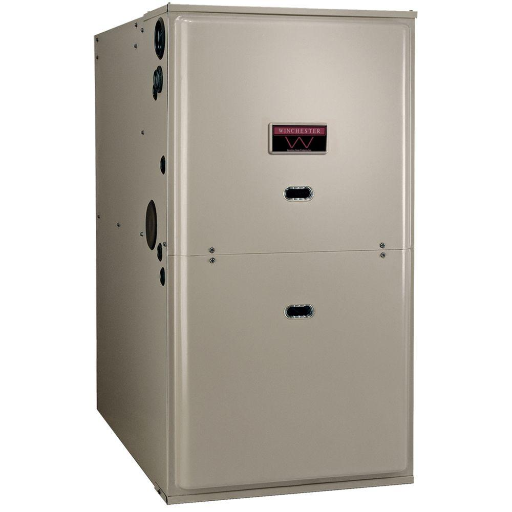 Winchester 120,000 BTU 95.5% Multi-Positional Gas Furnace
