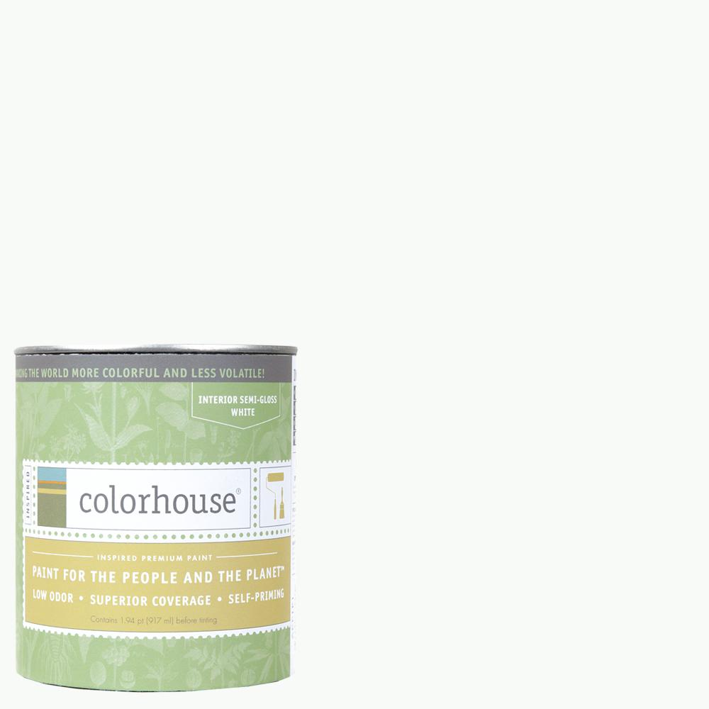 Colorhouse 1 qt. Imagine .01 Semi-Gloss Interior Paint