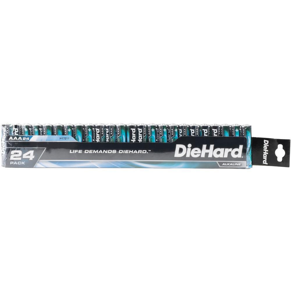 1.5-Volt AAA Alkaline Batteries (24-Pack)