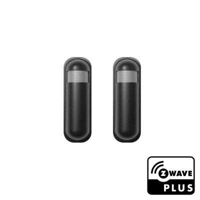 Z-Wave Plus Smart 2 in 1 Sensor Temperature/Humidity (Pack of 2)