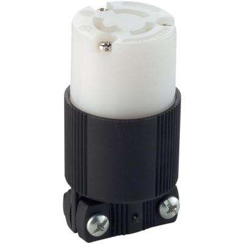 15 Amp 125-Volt L5-15 Safety Grip Plug