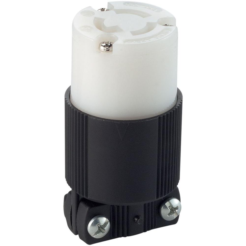 15 Amp 125-Volt L5-15 Safety Grip Plug