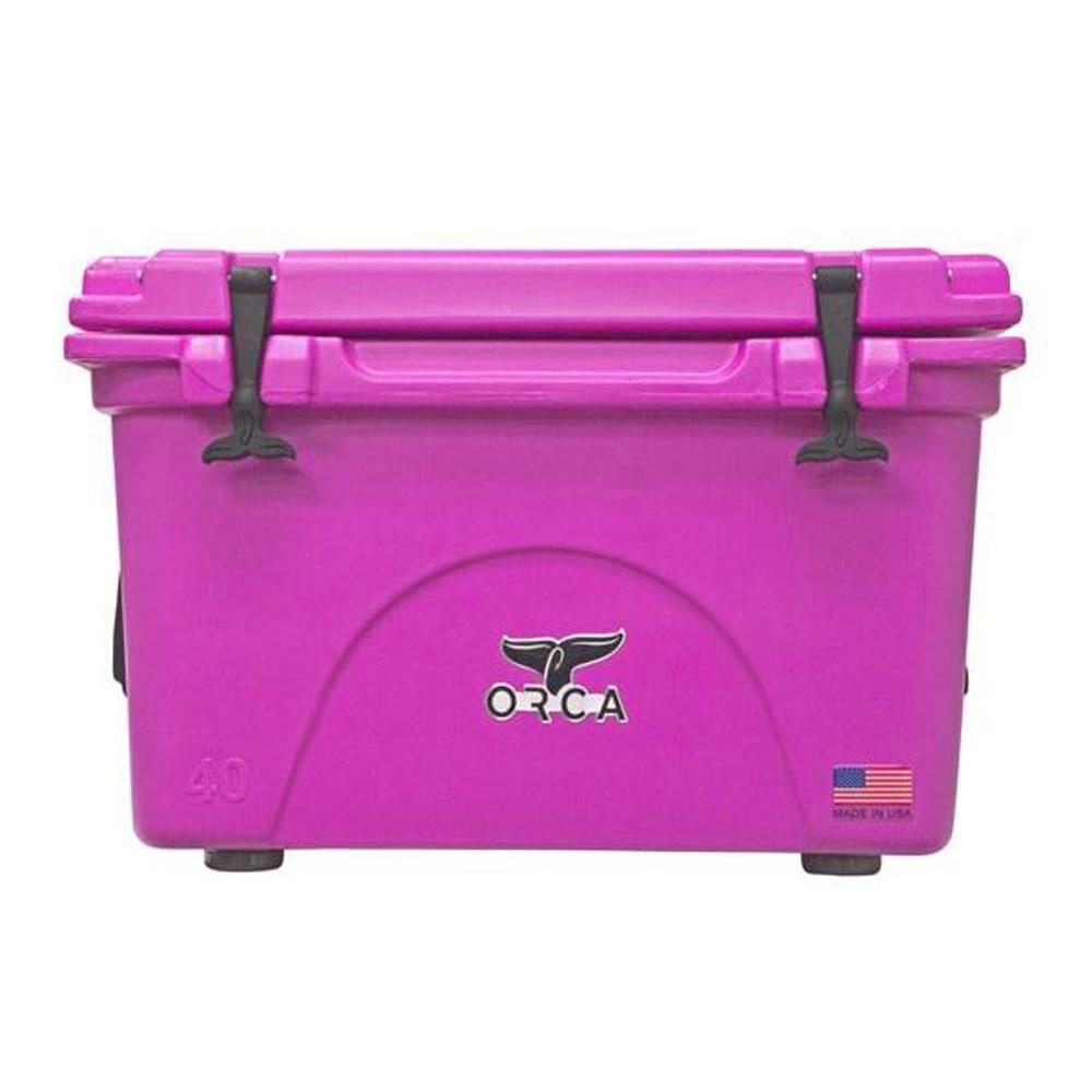ORCA Pink 40 Qt. Cooler