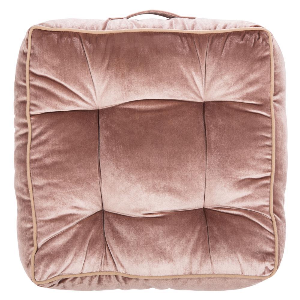 Primrose 18 in. x 18 in. Polyfill Square Floor Pillow