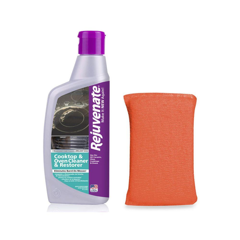 Rejuvenate Rejuvenate 8 oz. Cooktop Cleaner and Renewer