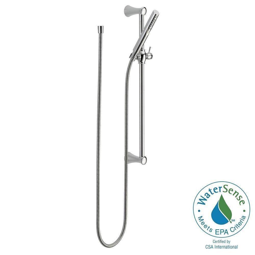 Delta Trinsic 1-Spray Hand Shower in Chrome