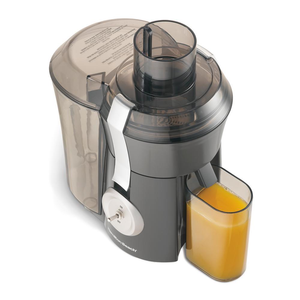 Hamilton Beach Juicer Big Mouth Pro Juice Extractor