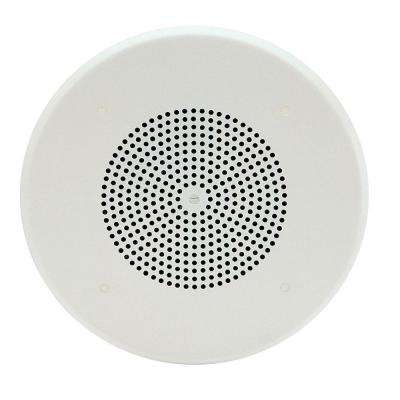 4 in. 1-Way Ceiling Speaker