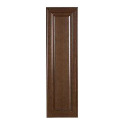 Benton Assembled 12x42x12 in. Wall Cabinet in Butterscotch