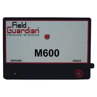 M600 Fence Energizer System 6-Joule
