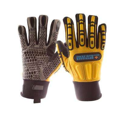 Dryrigger Sub-Zero X-Large Anti-Impact Oil and Water Resistant Glove