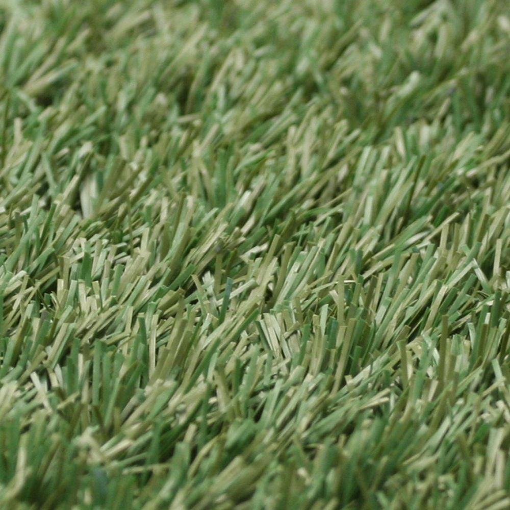 EZ Hybrid Turf 6-1/2 ft. x 82 ft. Artificial Grass Synthetic Lawn Turf