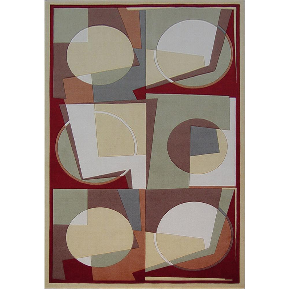 Kas Rugs Tate Gold Elements 2 ft. x 3 ft. Area Rug was $38.64 now $21.25 (45.0% off)