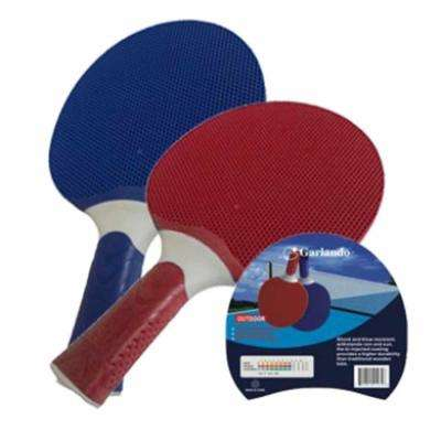 Garlando Outdoor Table Tennis Racket Set of 2