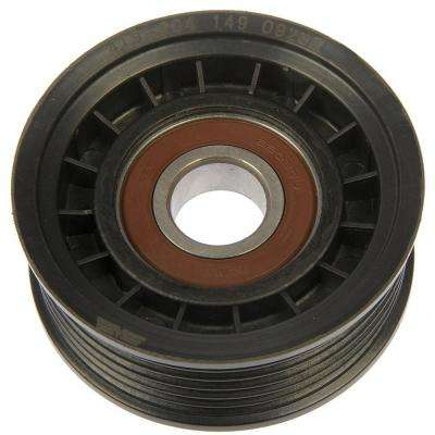Accessory Drive Belt Tensioner Pulley - Grooved Pulley