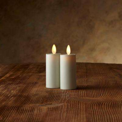 3 in. Votive x2 with Timer