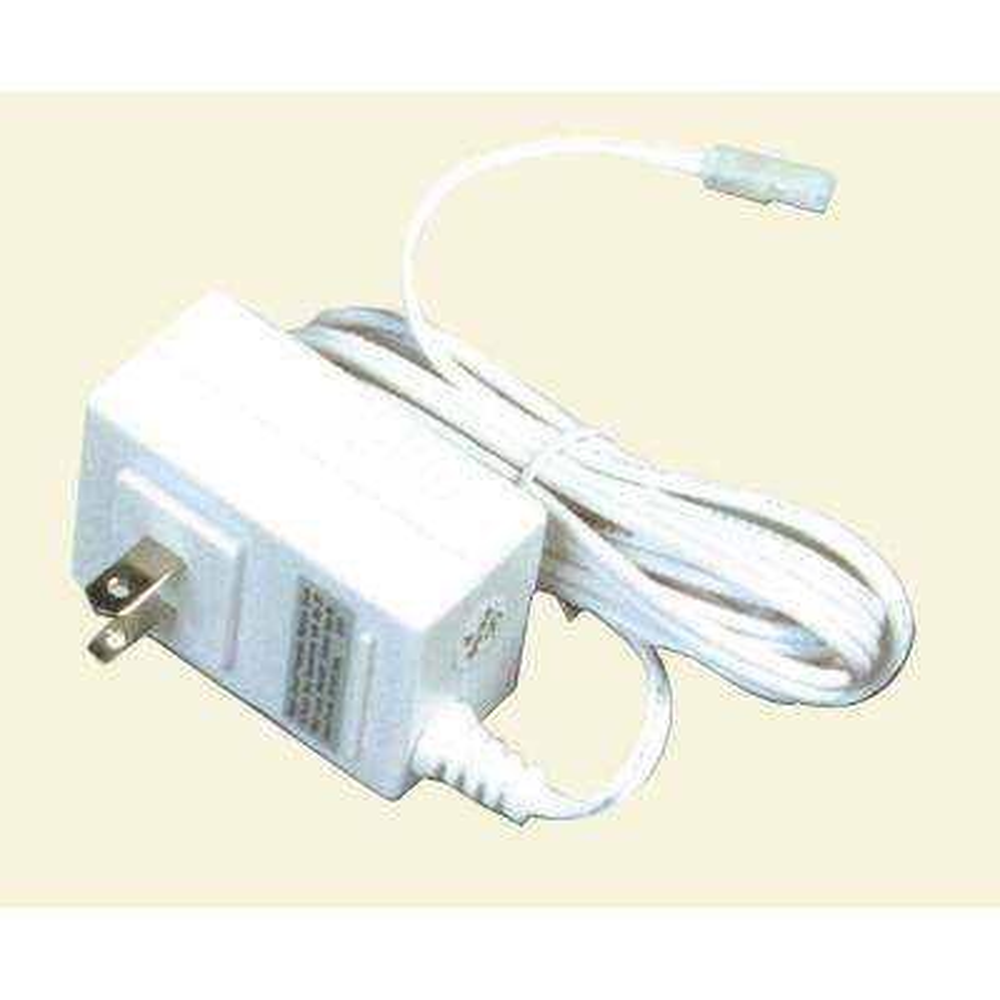 60-Watt White Halogen Plug-in Transformer