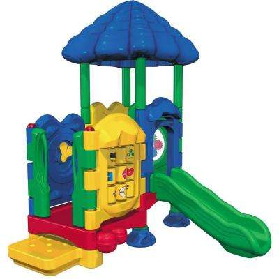 Discovery Centers Seedling with Roof Playset