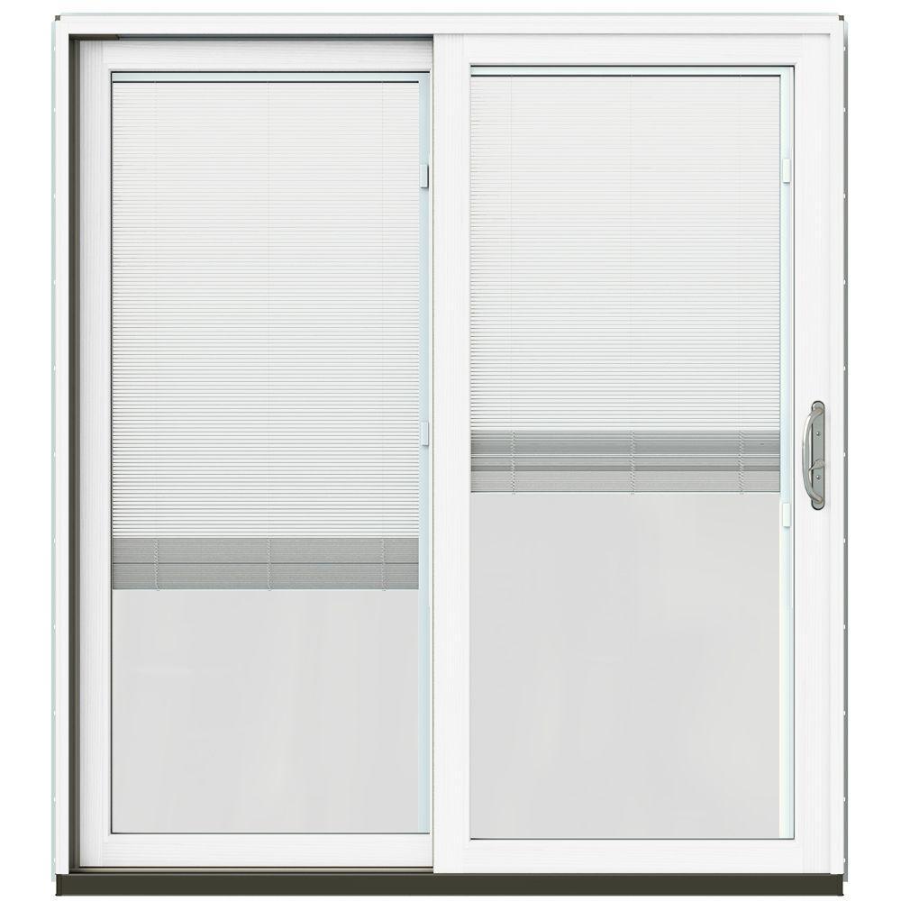 71-1/4 ...  sc 1 st  The Home Depot & Blinds Between the Glass - JELD-WEN - Exterior Doors - Doors ... pezcame.com
