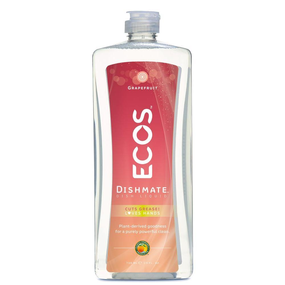 25 oz. Squeeze Bottle Ultra Dishmate Grapefruit Scent Dishwashing Liquid