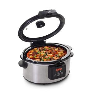 Click here to buy Elite 6 Qt. Programmable Slow Cooker by Elite.