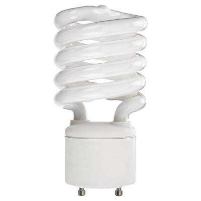 2.375 in. GU24 26-Watt Bright White (2700K) Fluorescent Light Bulb