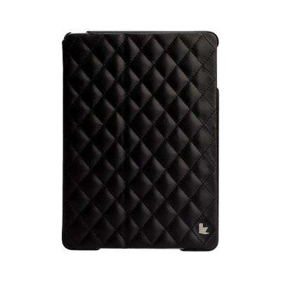 Quilted Smart Cover Case - Black