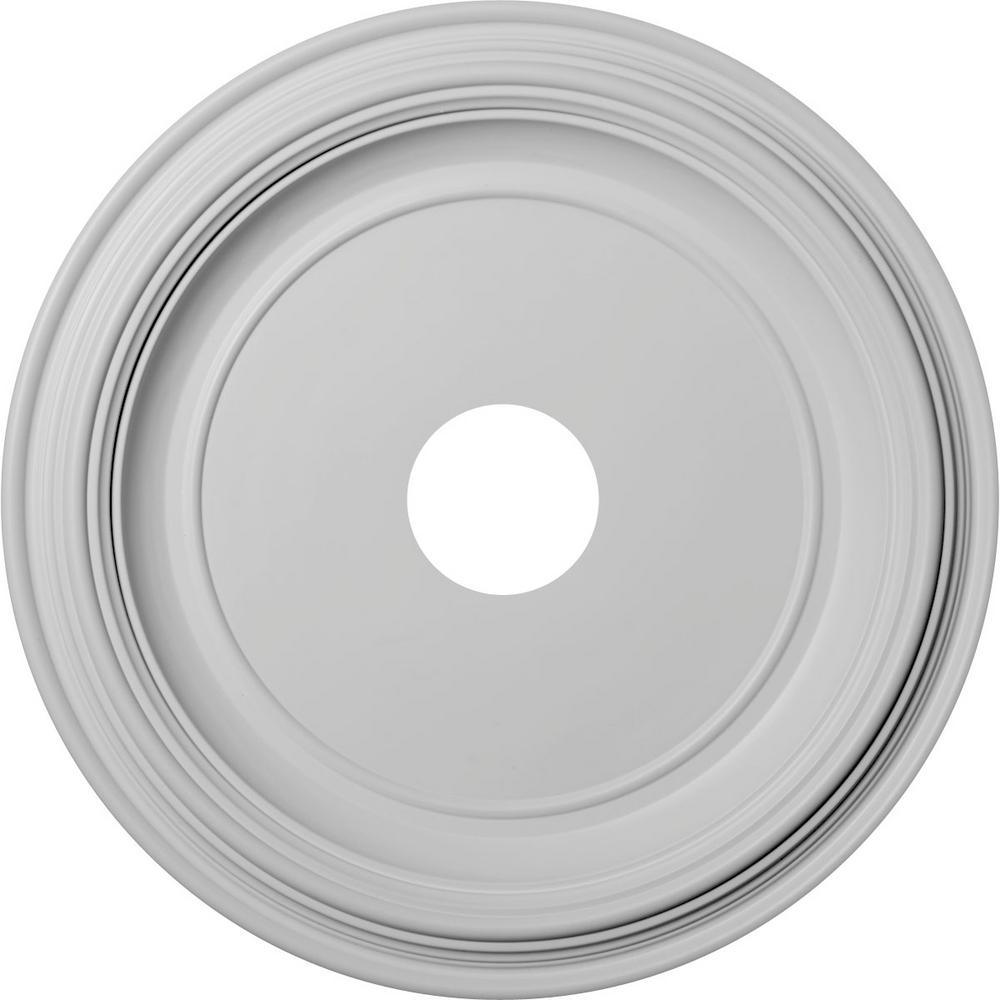 19 in. Traditional PVC Ceiling Medallion