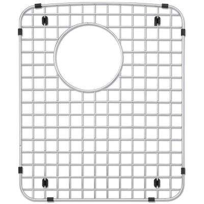 Stainless Steel Sink Grid for Fits Diamond Double Right Bowl
