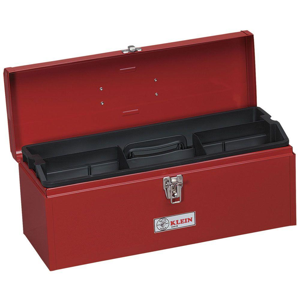 Klein Tools Space-Saving Tool Box-DISCONTINUED