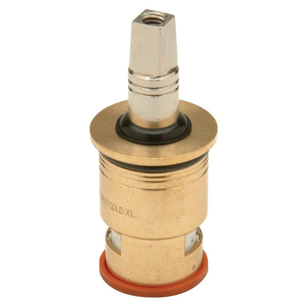 Zurn Cold Short Stem 1/4 Turn Ceramic Disc Lead-Free Cartridge ...
