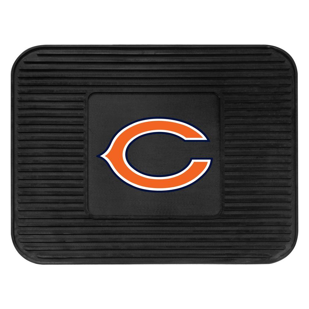 FANMATS Chicago Bears 14 in. x 17 in. Utility Mat