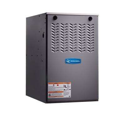 80% AFUE 5 Ton 110000 BTU Multi-Position Multi-Speed Gas Furnace