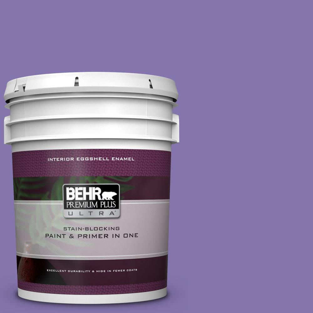 Behr premium plus ultra 5 gal 640b 6 grape parfait - Best interior paint and primer in one ...