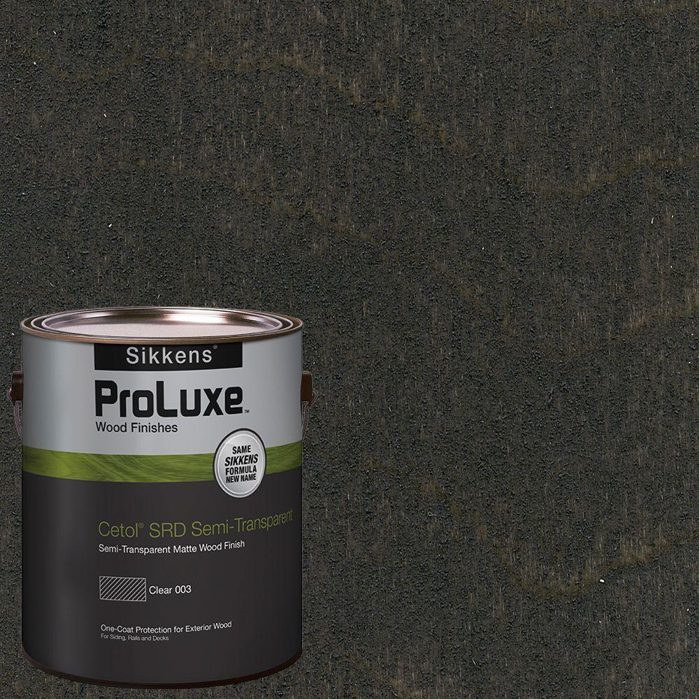 #HDGSRD-ST-420 Ebony Cetol SRD Semi-Transparent Exterior Wood Finish