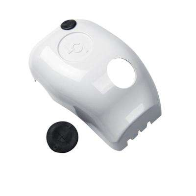 Solera Manual Crank-Style Awning Drive Head Front Cover - White
