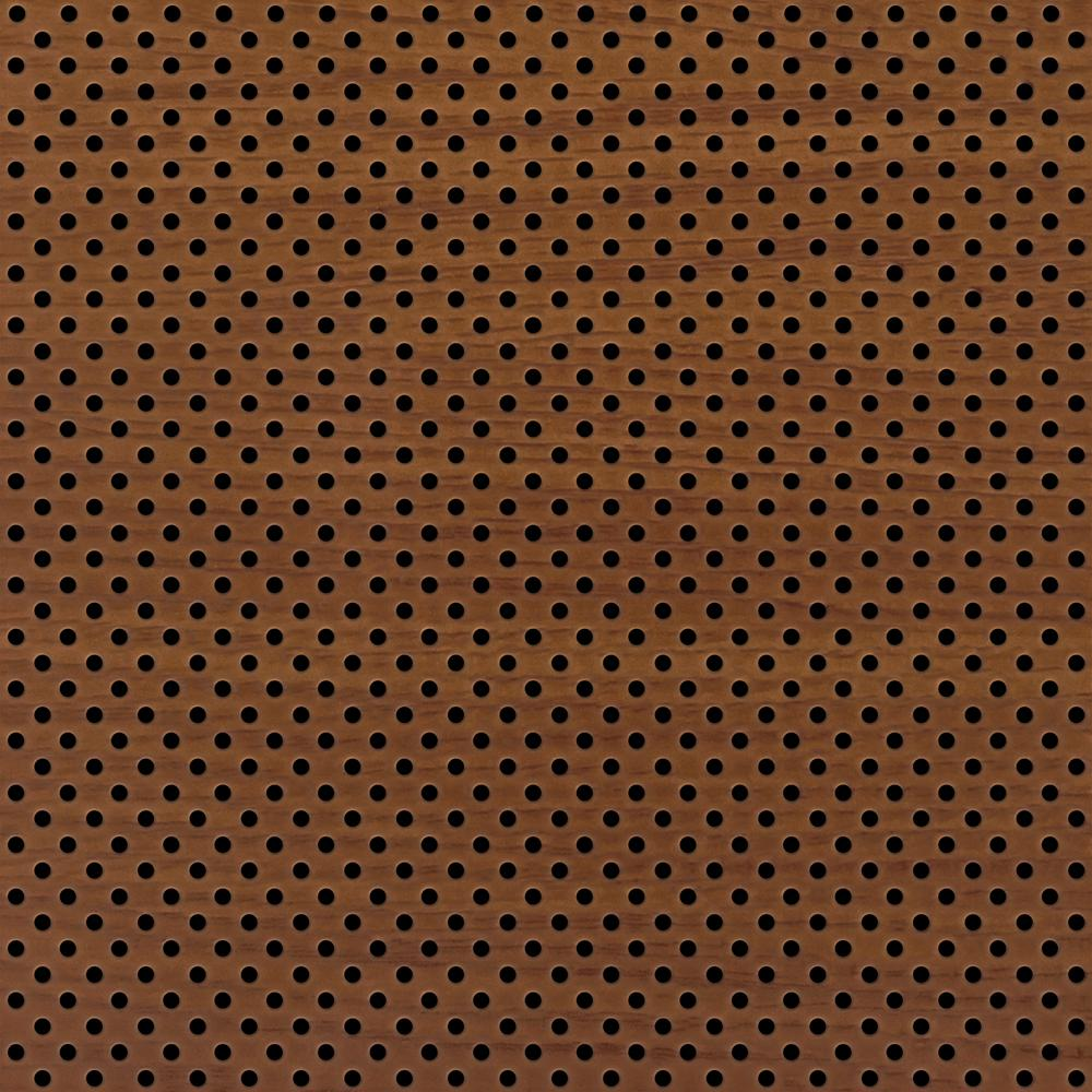 Cherrywood 2 ft. x 2 ft. Perforated Metal Ceiling Tiles (Case