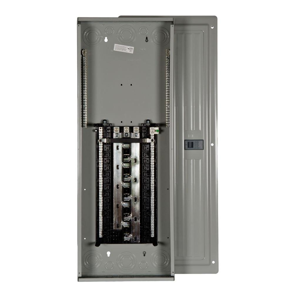 Siemens PL Series 200 Amp 30-Space 54-Circuit Main Lug Indoor 3-Phase Load Center