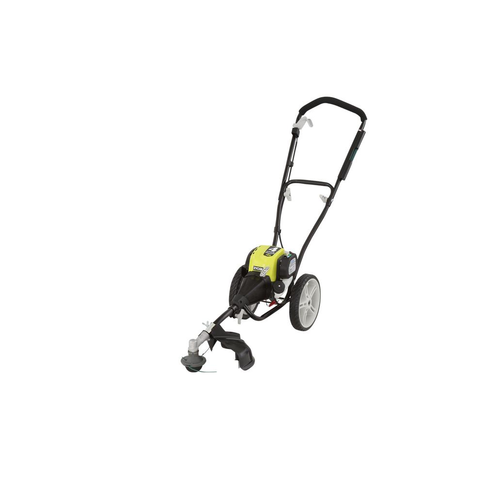Ryobi 4-Cycle 30cc Gas Wheeled Trimmer