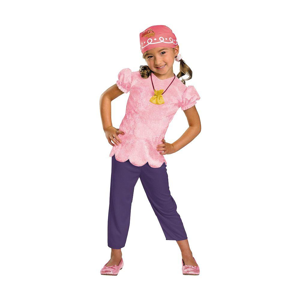 794b8d913bdb Disguise Girls Disney s Jake and the Neverland Pirate Costume ...