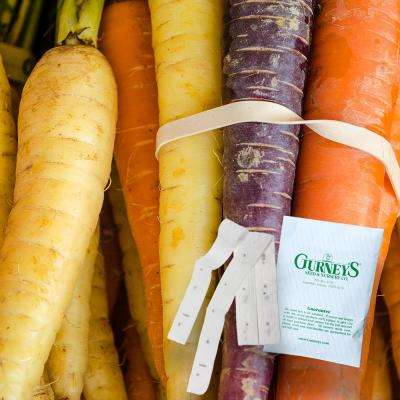 15 ft. Seed Tape Carrot Tricolor Hybrid