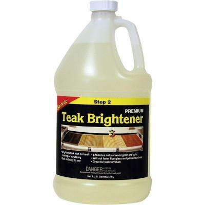 128 fl. oz. Teak Brightener