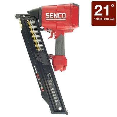 20-Degree 3 1/4 in Plastic Collated Framing Nailer