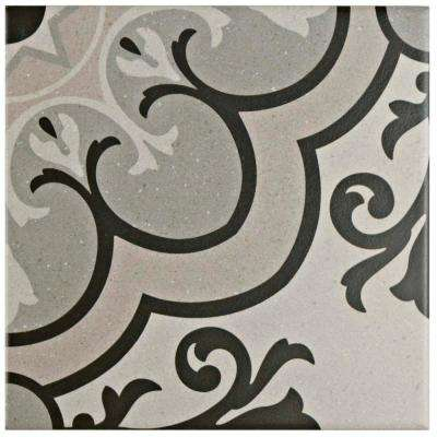 Brezo Solano 5-7/8 in. x 5-7/8 in. Porcelain Floor and Wall Tile (5.73 sq. ft. / case)