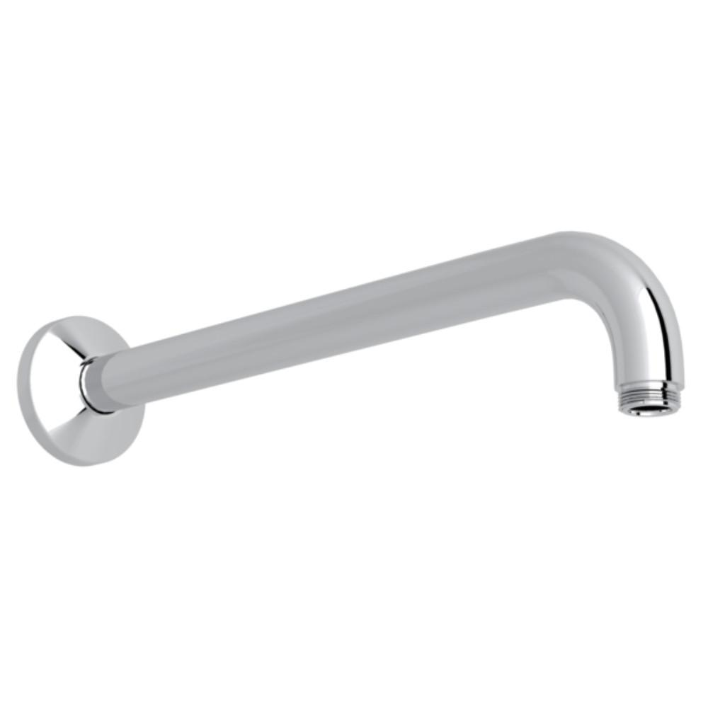 12 in. Shower Arm in Polished Chrome