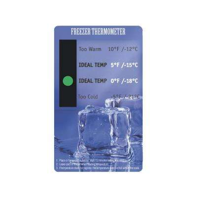 Freezer Thermometer (4-Pack)