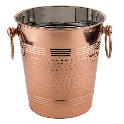 Fez Decor Copper Hammered Wine Cooler