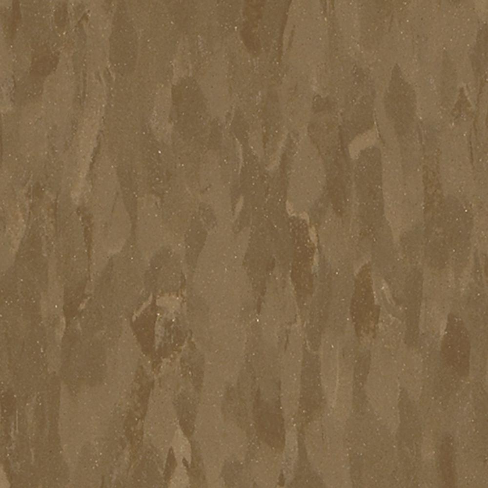 Migrations BBT 12 in. x 12 in. Loam Brown Commercial Vinyl Tile Flooring (45 sq. ft. / case)