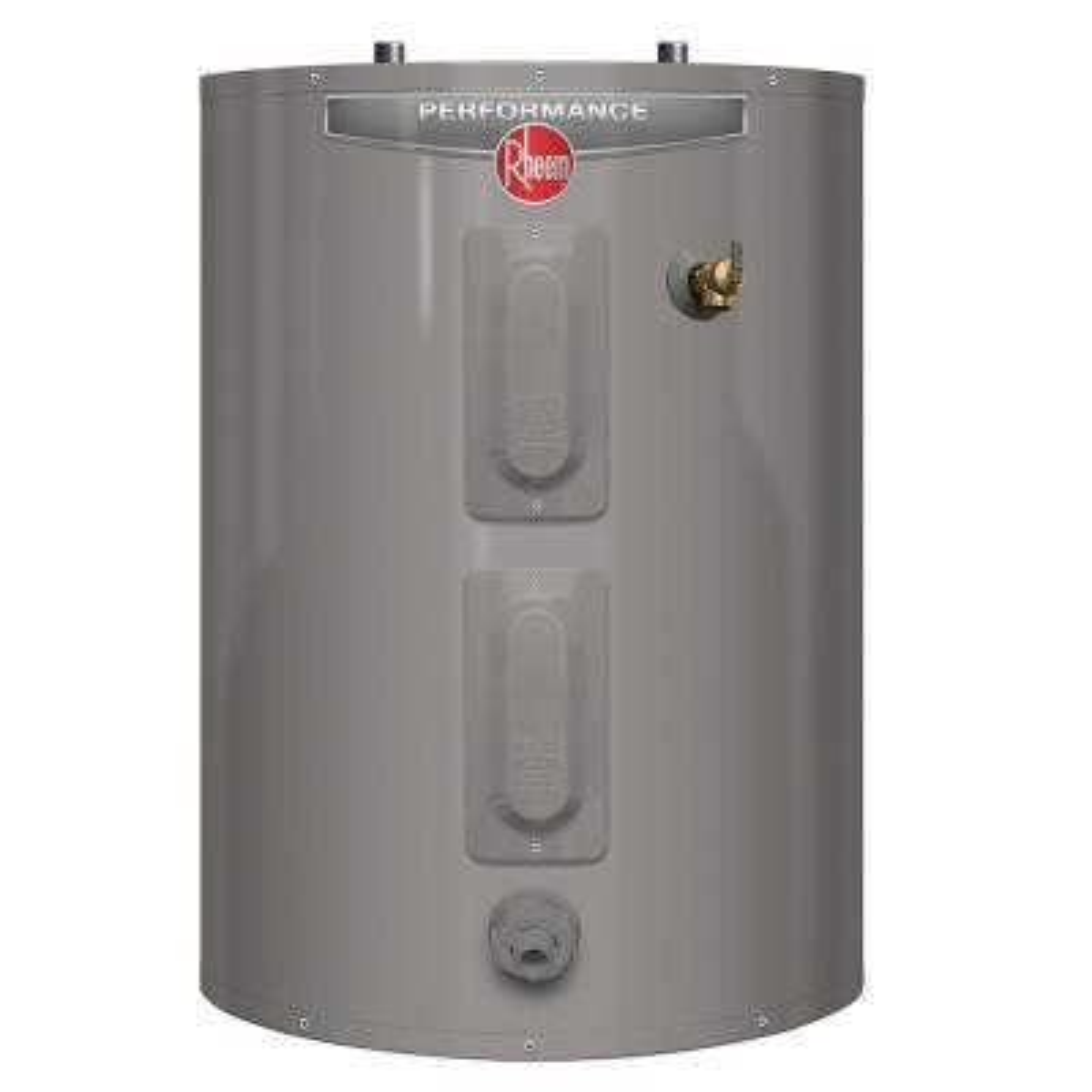 Performance 30 Gal. Short 6-Year 3800/3800-Watt Elements Electric Tank Water Heater