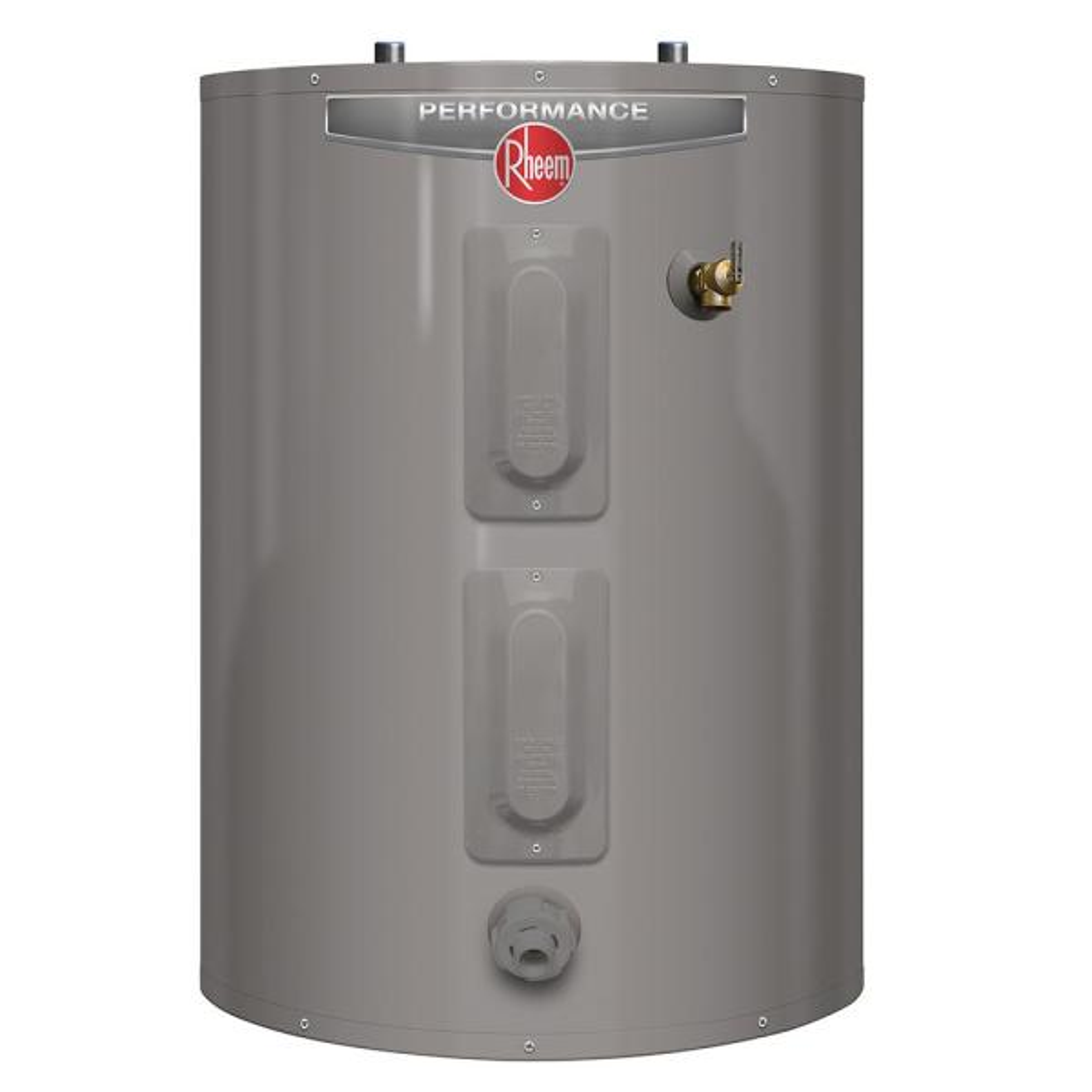 Performance 30 Gal. Short 6 Year 4500/4500-Watt Elements Electric Tank Water Heater